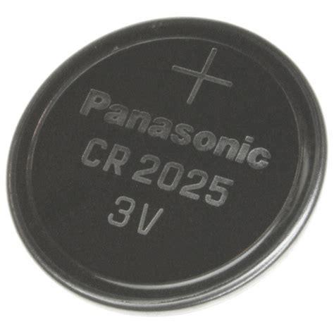 Lithium Battery Merk Panasonic panasonic cr2025 knoopcel 3v 6 pack meer voor minder