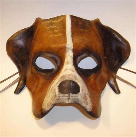 leather puppy mask leather mask by teonova leather mask by teonova ha flickr photo