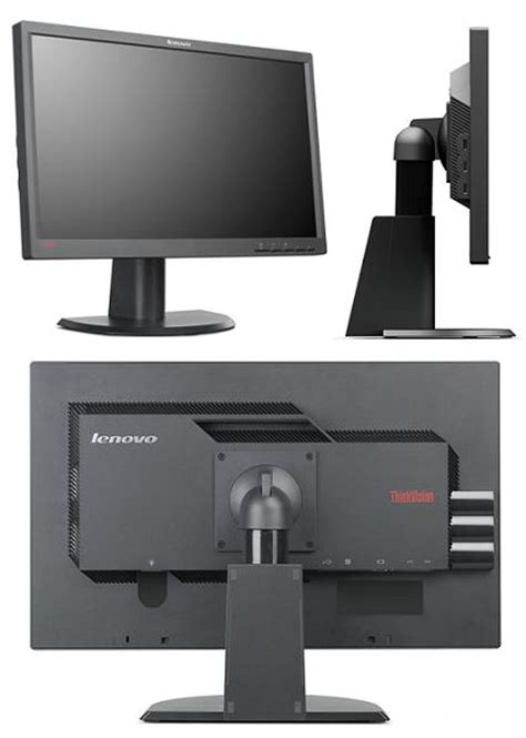 Monitor Lcd Builtup Lenovo 19 Wide Screen thinkvision l2321x 23 inch wide monitor overview