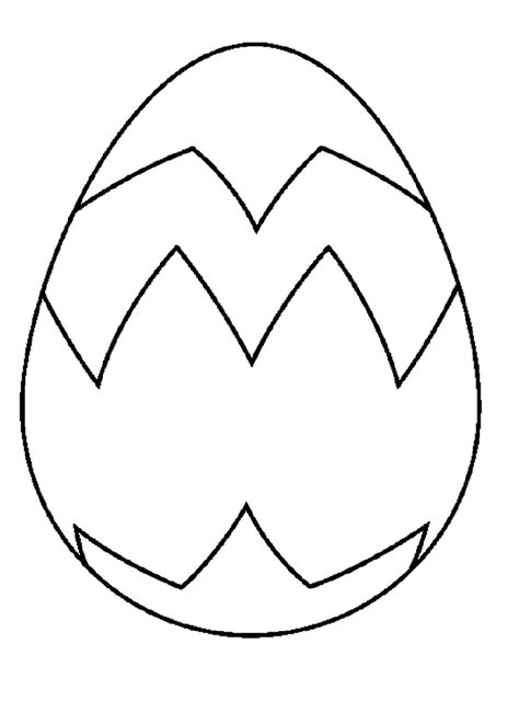 easter template design an easter egg template 10 crafts paper plate