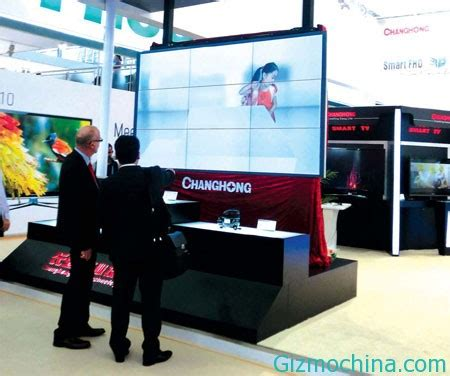 Tv Android Changhong changhong released the new 85 inch smart tv 4k ultra hd with android and u max os gizmochina
