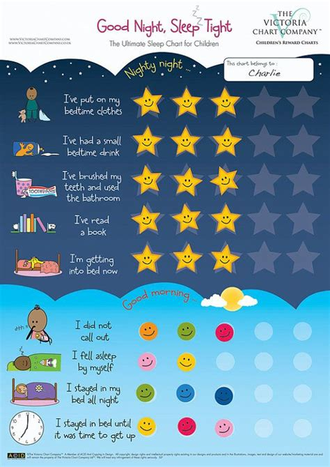 printable sleep reward charts for toddlers a reward chart to create the perfect bedtime routine for