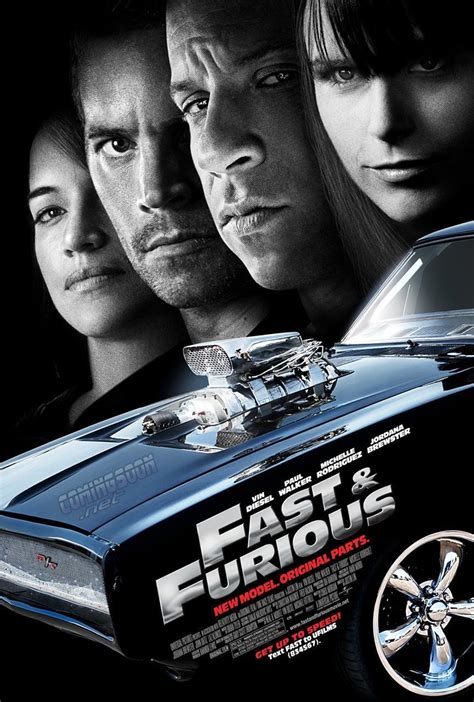 fast and furious fast furious poster 2 fast and furious photo 4597915