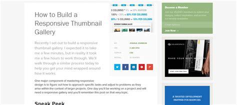 tutorial build responsive website 20 amazing tutorials for a responsive web design