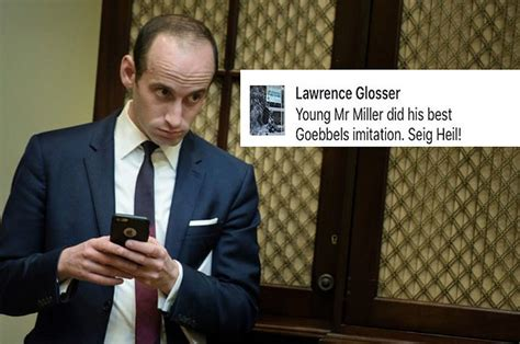 stephen miller dad stephen miller s liberal family is publicly wrestling with