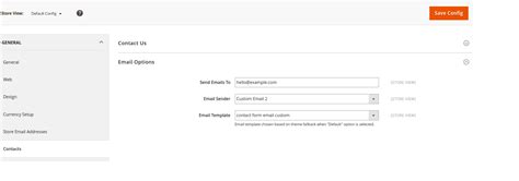 Customize Email Templates In Magento 2 Magento 2 Tutorial How To Create Custom Email Template In Magento