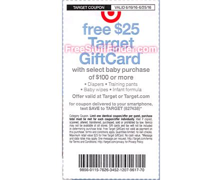 Target 25 Gift Card With 100 Baby Purchase - target 25 gift card with baby purchase 4k wallpapers