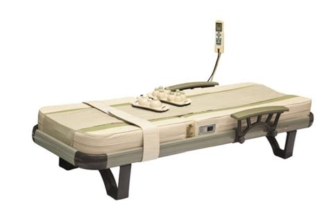 massaging bed thermal massage bed v3 plus span sure medical