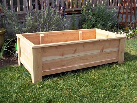 garden boxes ideas easy pallet garden box tips for organizing your landscape
