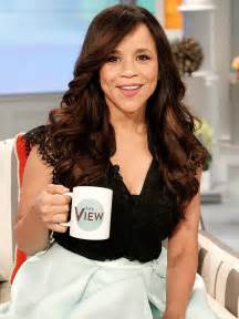 rosie perez in living color rosie perez on the view is not fired abc