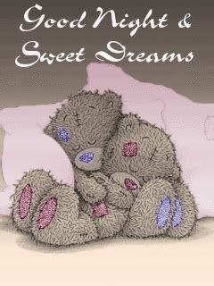 night sweet dreams good night quotes cards