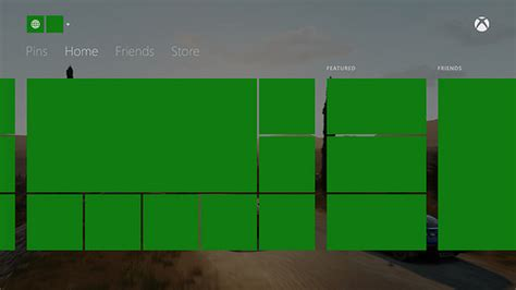 xbox one home layout change here s how to make your own xbox one background xbox