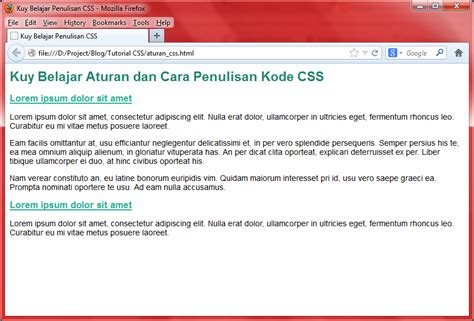 html tutorial underline text html underline text css phpsourcecode net