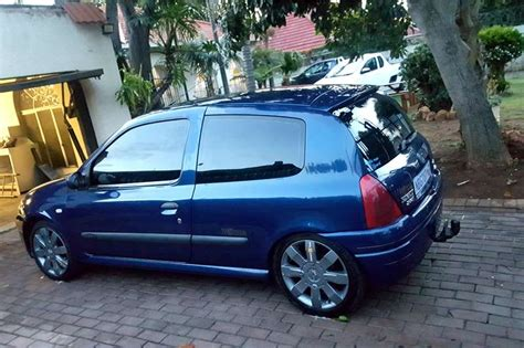 renault clio 2002 2002 renault clio cars for sale in gauteng r 50 000 on