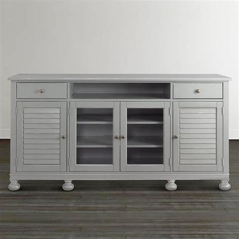 white credenza custom entertainment credenza in white