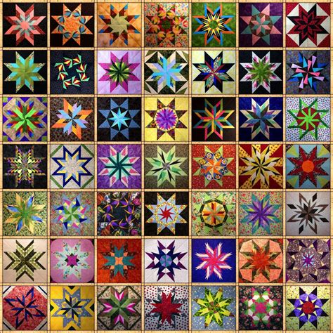Pieced Quilts by Nickersmarie Carol Doak S 50 Fabulous Paper Pieced