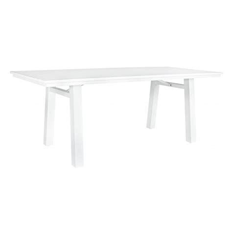 tavoli da giardino richiudibili vivereverde tavolo aron 200x90 tavoli da giardino