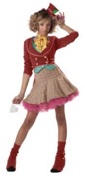 mad hatter teen costume costume craze