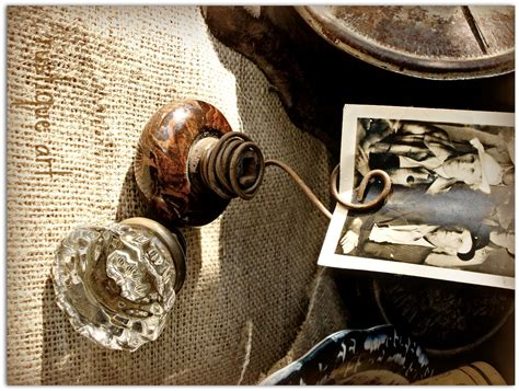 vintage this repurpose that 11 ways to repurpose a vintage door knob