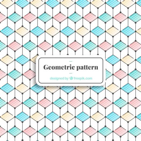pattern geometric elegant elegant geometric pattern with minimalist style vector