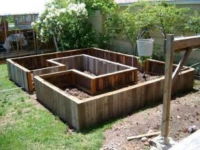 learn how to build a u shaped raised garden bed home design garden architecture blog magazine
