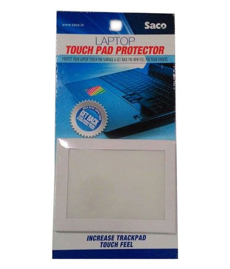 Touchpad Protector by Saco Touchpad Protector For Lenovo G50 15 6 Inch Laptop