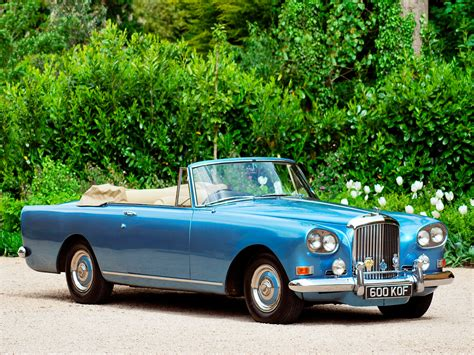 classic bentley convertible 1962 bentley s3 continental convertible by mulliner park