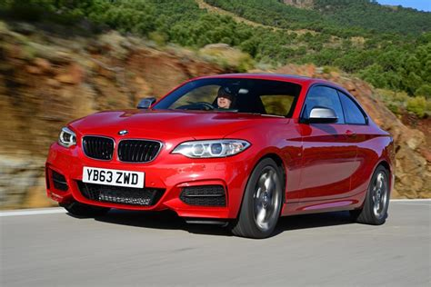 bmw 2 series starting price new petrol engine drops 2 series coupe starting price to 163 22k