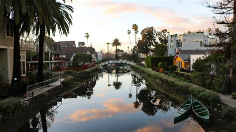 s day venice canal take a walk on the venice canals in los angeles ca