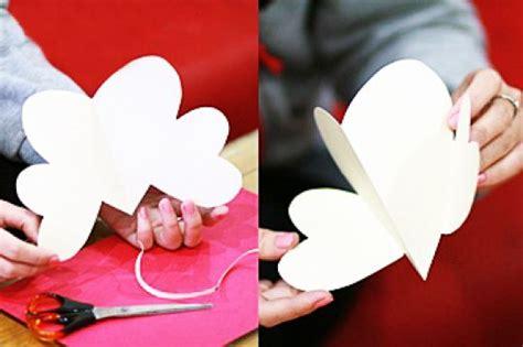 cara membuat kartu ucapan valentine sederhana cara membuat kartu ucapan yang unik semangat pagi