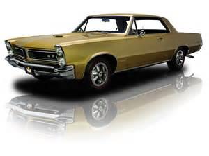 1965 Pontiac Lemans Gto 1965 Pontiac Tempest Lemans Gto Hardtop Coupe