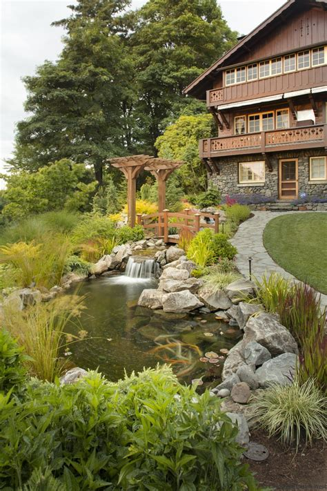 water features for portland landscaping proper planning