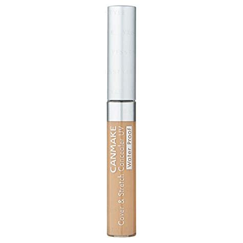 Promo Canmake Serum Bb 01 02 ida laboratories canmake concealer cover stretch concealer uv 03 ocher beige