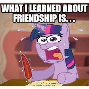 My Little Pony Know Your Meme - my little pony friendship is magic know your meme