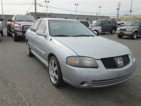 buy car manuals 2001 nissan sentra engine control nissan sentra se r spec v for sale 471 used cars from 475