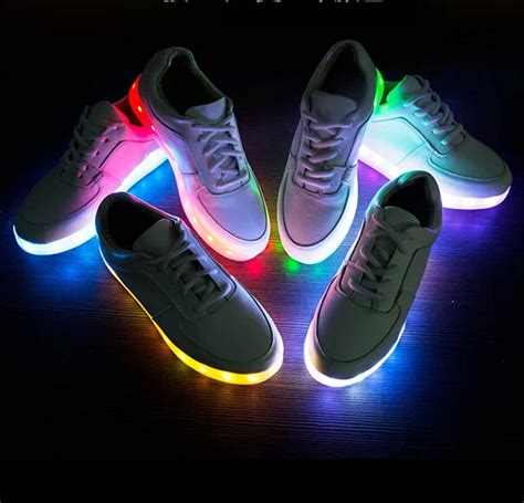 neon shoes glow in the for glow shoes