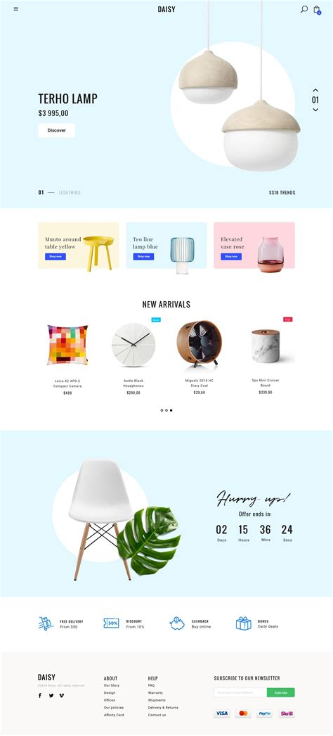 Ecommerce Sketch Template