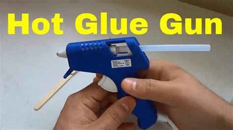 Tembakan Lem Glue Gun 15 Watt Kenmaster image titled use a glue gun step 2 kenmaster glue gun 40watt f291b10