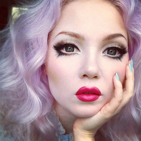 tutorial make up like a doll 25 beautiful cute doll makeup ideas on pinterest cute