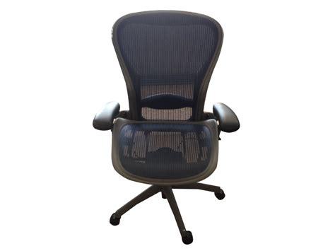 bureau herman miller fauteuil herman miller aeron adopte un bureau