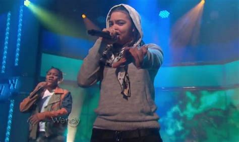 young ma performs ooouuu  wendy williams show hiphop