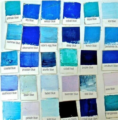 types of blue color types of blue pictures to pin on pinterest pinsdaddy