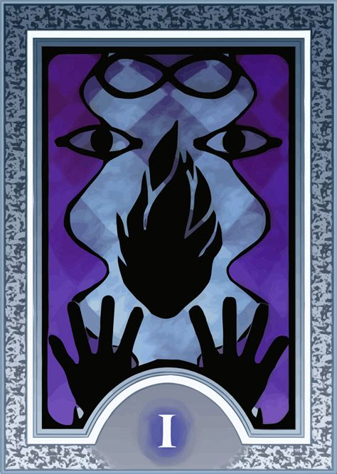printable persona tarot cards persona tarot card hd the magician by the stein on