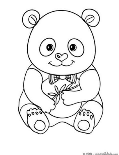 coloring pages of panda bear panda bear coloring pages