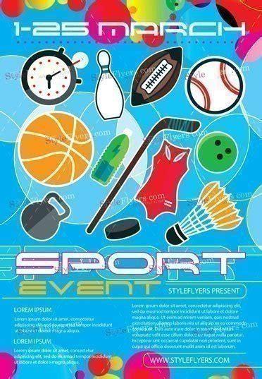 vector soccer game final match poster template stock vector