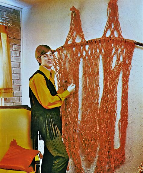 1970s Macrame - scanning around with gene groovy macram 233 creativepro