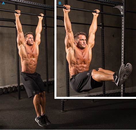 muscle building ab exercises