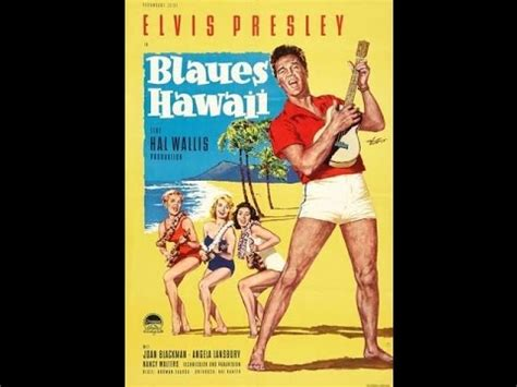 Wedding Song Elvis by Elvis Hawaiian Wedding Song From The Blue