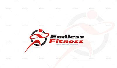 25 Best Free Gym Fitness Logos Design Templates Ideas Fitness Logo Design Templates