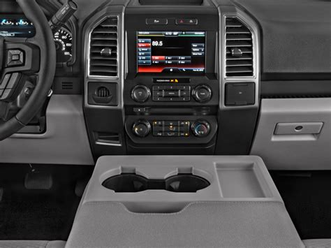 image  ford   xlt wd supercab  box instrument panel size    type gif